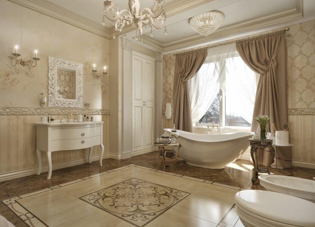 vopsea-decorativa-baie